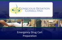 Emergency Drug Cart Preparation