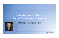 Introduction to Ethics for the Land Surveyor