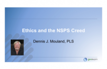 Ethics and the NSPS Creed
