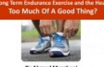 Chronic Endurance Exercise; too much of a good thing?
