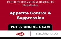 Pharmacist: Appetite Control & Suppression