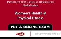 Pharmacist: Women's Health & Physical Fitness