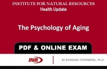 Pharmacist: The Psychology of Aging