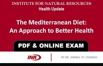 Pharmacist: The Mediterranean Diet: An Approach to Better Health