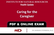 Pharmacist: Caring for the Caregiver