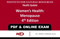 Pharmacist: Women's Health, Menopause