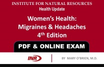 Pharmacist: Women's Health, Migraines & Headaches 4th Edition