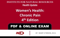 Pharmacist: Women's Health, Chronic Pain 4th Edition