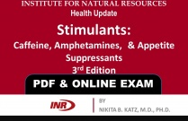 Pharmacist: Stimulants, Caffeine, Amphetamines,  & Appetite Suppressants 3rd Edition