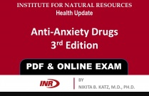 Pharmacist: Anti-Anxiety Drugs 3rd Edition