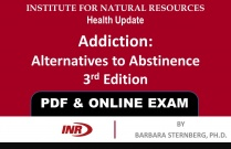 Pharmacist: Addiction, Alternatives to Abstinence 3rd Edition