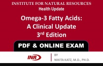 Pharmacist: Omega-3 Fatty Acids: A Clinical Update 3rd Edition