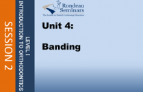 Banding - Session #2: Unit 4