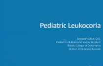 Pediatric Leukocoria
