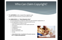 Copyright: A Basic Introduction