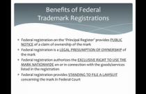Trademarks: A Basic Introduction
