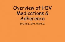 Overview of HIV Medications & Adherence