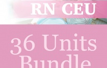 36 Continuing Education Units for RN
