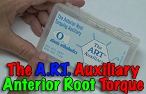 The A.R.T. Auxiliary Anterior Root Torque