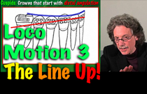 Locomotion 3 - The Line Up