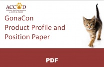 GonaCon™ (GnRH-Hemocyanin Conjugate) Formulations Product Profile and Position Paper