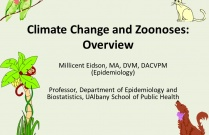 Climate Change and Zoonoses