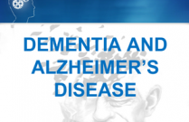 DEMENTIA AND ALZHEIMER'S DISEASE
