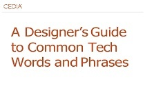 A Designer's Guide to Common Tech Words and Phrases