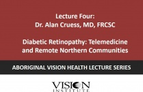Diabetic Retinopathy: Telemedicine and Remote Northern Communities