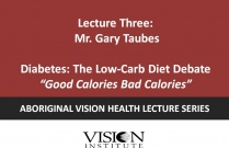 "Diabetes: The Low-Carb Diet Debate ""Good Calories Bad Calories"""