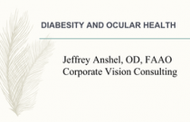 Diabesity and Ocular Health