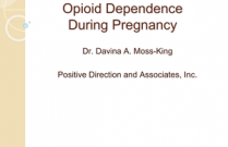 Opioid Dependency and Pregnancy
