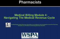 Medical Billing Module 4: Navigating the Medical Revenue Cycle for Pharmacists