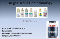 ANTIBIOTIC IN EYECARE