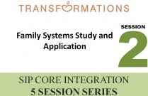 SIP Core Integration Seminar 2: Family Systems Study and Application
