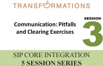 SIP Core Integration Seminar 3: Communication: Pitfalls and Clearing Exercises