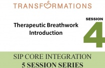 SIP Core Integration Seminar 4: Therapeutic Breathwork Introduction
