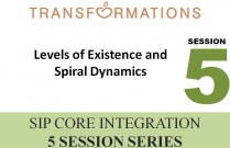 SIP Core Integration Seminar 5: Levels of Existence and Spiral Dynamics