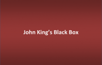 John King's Black Box