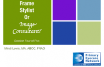 Frame Stylist or Image Consultant - Session Four