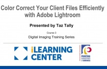 Lightroom Part 3: Color Correct Your Client Files Efficiently with Adobe Lightroom