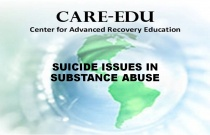 Suicide Issues in Substance Abuse