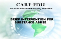Brief Interventions for Substance Abuse