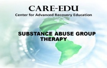 Substance Abuse Group Therapy