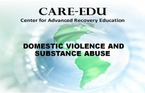 Domestic Violence and Substance Abuse