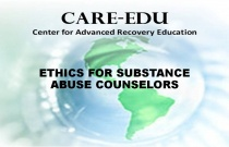 Ethics for Substance Abuse Counselors