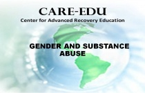 Gender and Substance Abuse