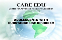Adolescents with Substance Use Disorder