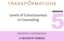 Holistic Counseling Seminar 5: Levels of Consciousness in Counseling