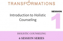 Holistic Counseling Seminar 1: Introduction to Holistic Counseling